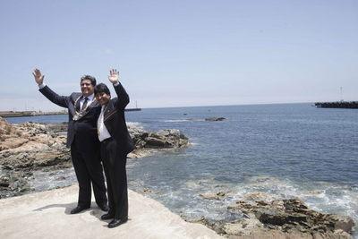 El 85 % de chilenos tiene una imagen negativa de Evo Morales, según encuesta