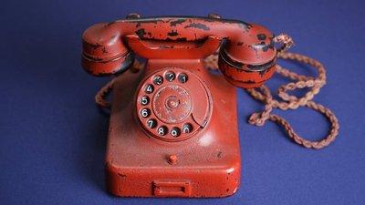 El teléfono personal de Hitler, vendido en Estados Unidos por 243.000 dólares