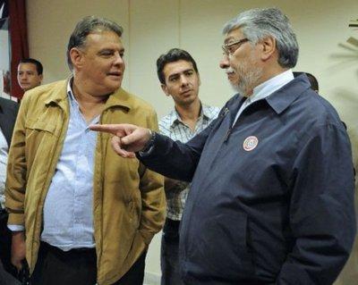 El Frente Guasu pospone la movilización de apoyo a la enmienda