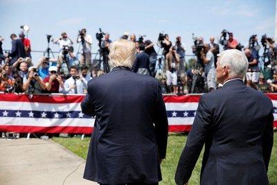 Vicepresidente de EE.UU. Pence reafirma apoyo a la OTAN