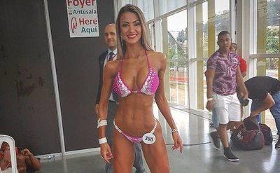 Lili terminó en segundo puesto en Colombia