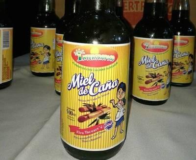 Miel de caña de Quiindy llega a supermercados de España