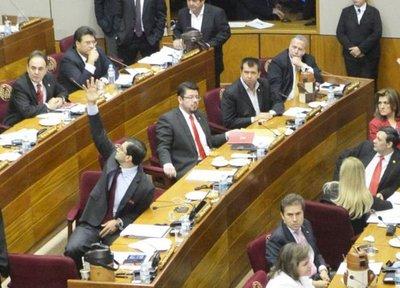 Incertidumbre en el Senado por la posibilidad de la enmienda