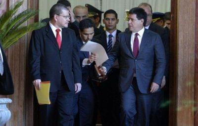 """Antonio Barrios: """"La enmienda es un derecho constitucional"""""""