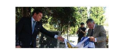 Conmebol homenajea a su creador a 100 años de su fundación