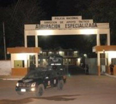 Solicitan reubicación de presos de la Agrupación Especializada