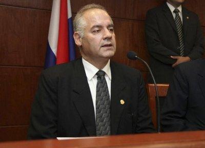 Benítez Riera, nuevo presidente de la Corte Suprema