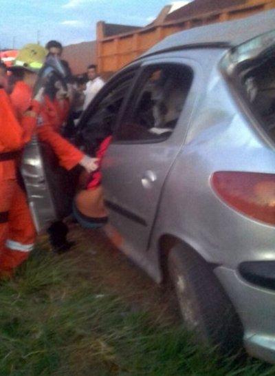Menor muere en accidente en Caacupé