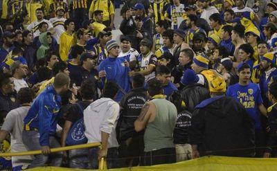La violencia se apodera del fútbol paraguayo