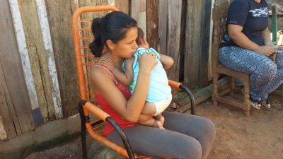 Niño sufre extraña enfermedad en Alto Paraná