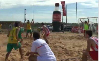 Paraguay no sabe de triunfos en primera ronda