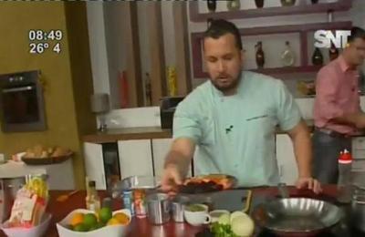 La cocina de La Mañana: Pollo al horno con vegetales