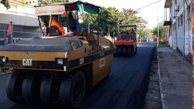 Acuerdan asfaltar calles en la ciudad de Itá