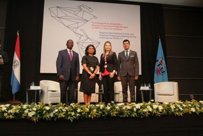 Asunción acoge Foro Internacional sobre Telecomunicaciones