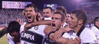 Los antecedentes favorables de Olimpia para medir a Botafogo