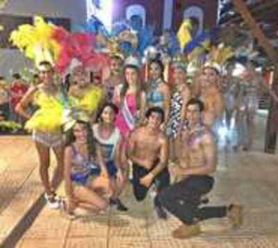 Minga Guazú prepara su Carnaval