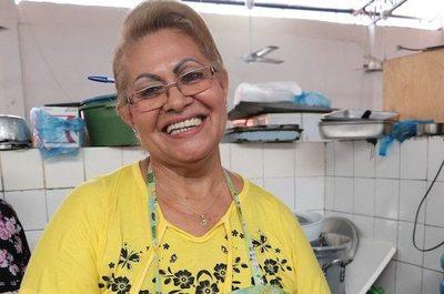 KUÑA GUAPA EN SU DÍA: Cocinera por amor y pasión