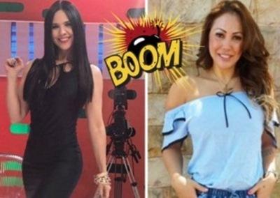 Tremendo Cruce Entre Ruth Alcaraz Y Norita Rodríguez.