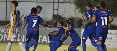 Independiente vence a Luqueño y cosecha su primer triunfo