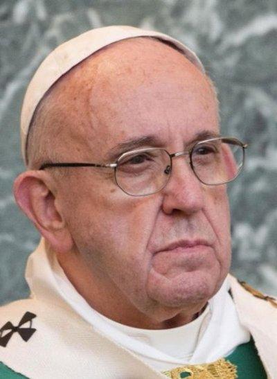 """El Papa teme """"guerra mundial por el agua"""""""