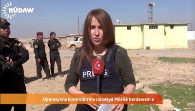 Una bomba mata en Mosul a una periodista de la TV kurda