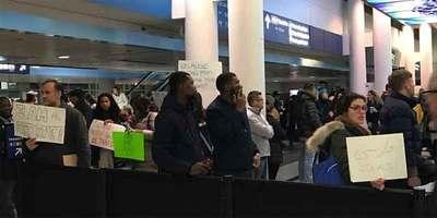 EE. UU.: Fiscales, en contra del decreto migratorio