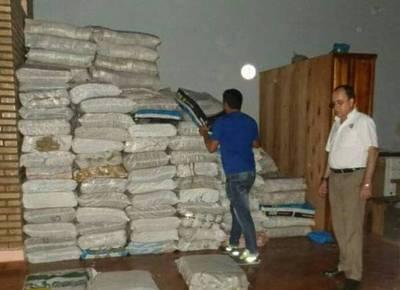 Contrabando de billetes: incautan 30 mil kilos de bolívares en Salto del Guairá