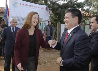 En 2015 la Senavitat no llegó a las 1.500 viviendas pero Soledad Núñez dijo que construyó 10 mil