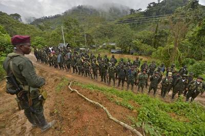 FARC: Amenazan los renegados