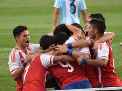 Gran debut de la Albirrojita Sub 17 en el Sudamericano