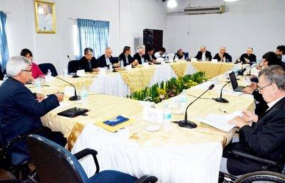 Obispos del Paraguay debaten desde hoy la realidad nacional y eclesial