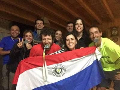 Compatriotas hacen historia en Los Andes