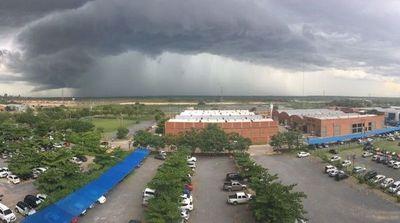 Emiten alerta por tormentas