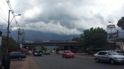 Alerta de tormentas para diez departamentos