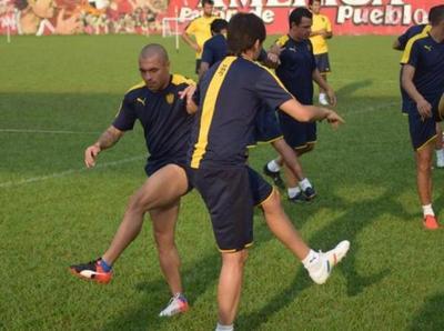 El Chanchón listo para la Sudamericana