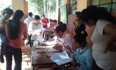 San Vicente Pancholo: Vendían votos por G. 100 mil y una bolsa de víveres