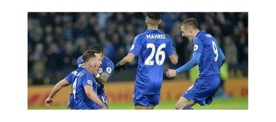 Leicester vence al Liverpool y sale de la zona del descenso