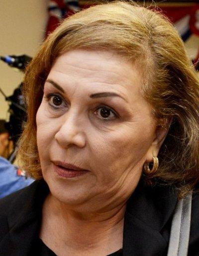 Senadora llanista Mignarro dice que no votará por la enmienda