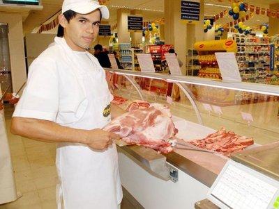 Varios cortes de carne registran baja de precios