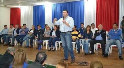 """Líder Amarilla: """"Si llegamos unidos podemos ganar en el 2018"""""""