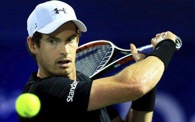 Murray se estrena con cómoda victoria sobre Jaziri