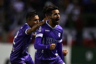 Sudamericana: Liga de Quito iguala con Defensor Sporting
