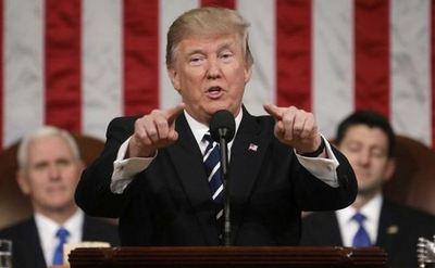 Trump llama a devolver la grandeza de EE UU con un discurso nacionalista y contrario a la inmigración