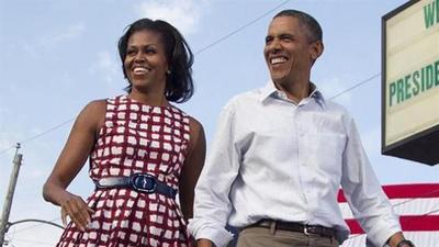 Los Obama cobrarán US$ 65 millones por sus memorias