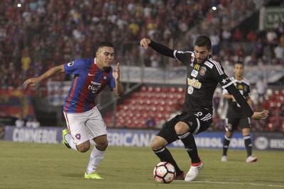 Cerro Porteño empató ante Caracas