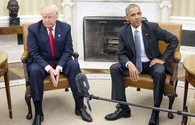 Trump dice que Obama había ordenado espiarlo