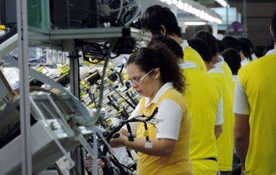 Maquila registra un crecimiento del 27% en exportaciones al mes de febrero