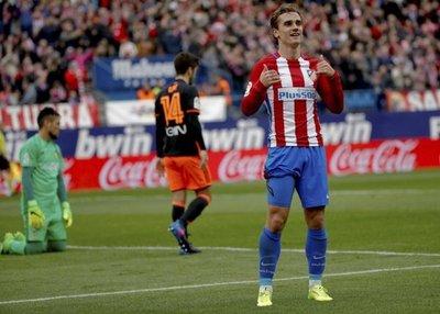 El Atlético de Madrid retoma el cuarto puesto