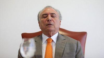 Sin tregua para Michel Temer: Dos de sus ministros serán investigados