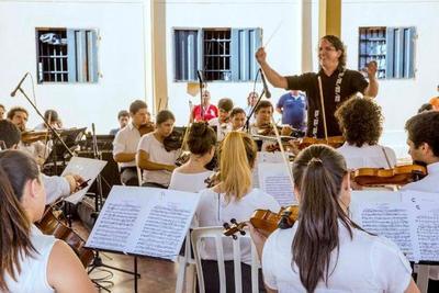 Ciclo de conciertos para niños con la OSIC
